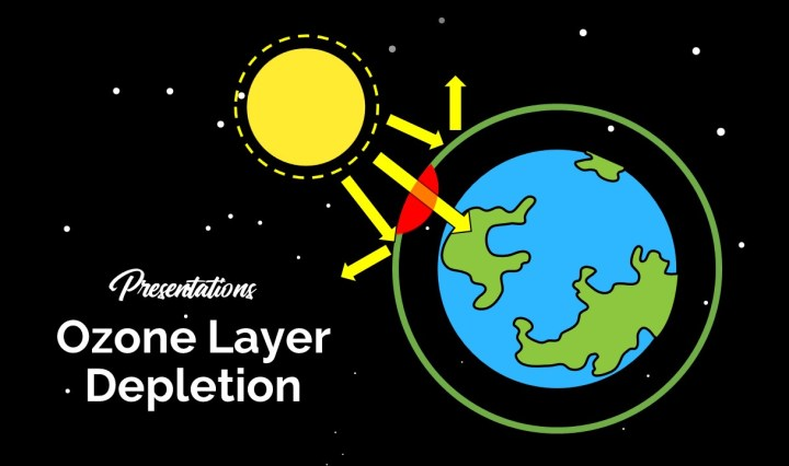 Ozone Layer Depletion Presentation 1
