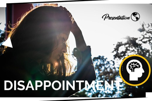 Disappointment PPT