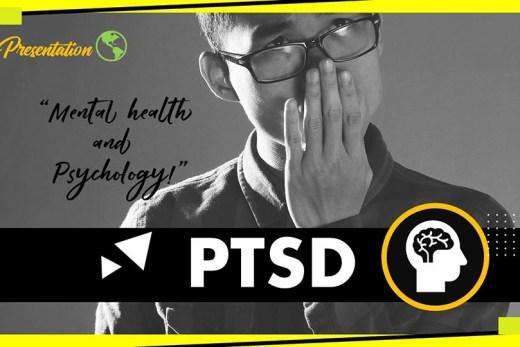 PTSD PPT Presentation Template