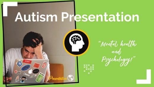 Autism PPT Presentation