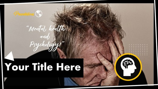 Fatigue PPT Presentation Template and Google Slides Theme For Free