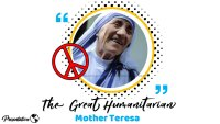 Mother Teresa Presentation - Google Slides theme