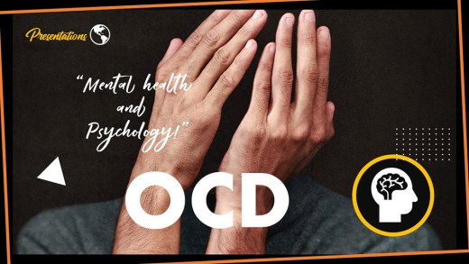 OCD PPT Presentation Template and Google Slides Theme For Free