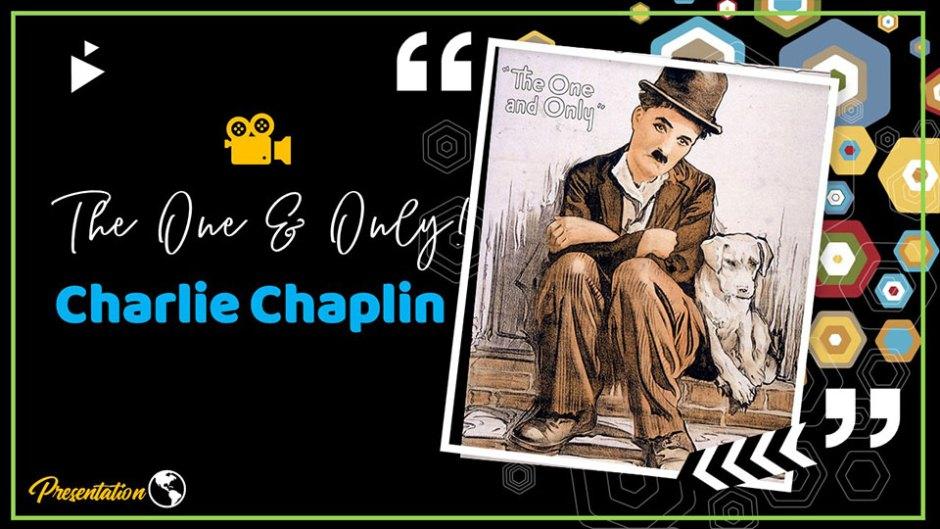 charlie chaplin famous comedians presentation and google slides