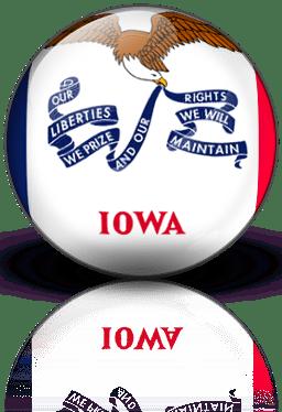 Free Iowa Icon