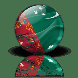 Free Turkmenistan icon
