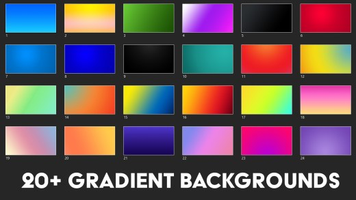 free-gradient-backgrounds-for-presentations