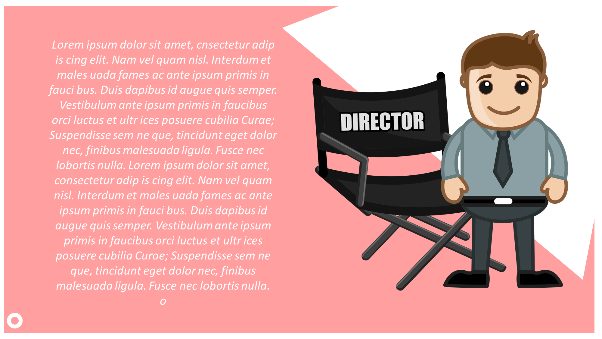 Movie Project And Direction Cartoon