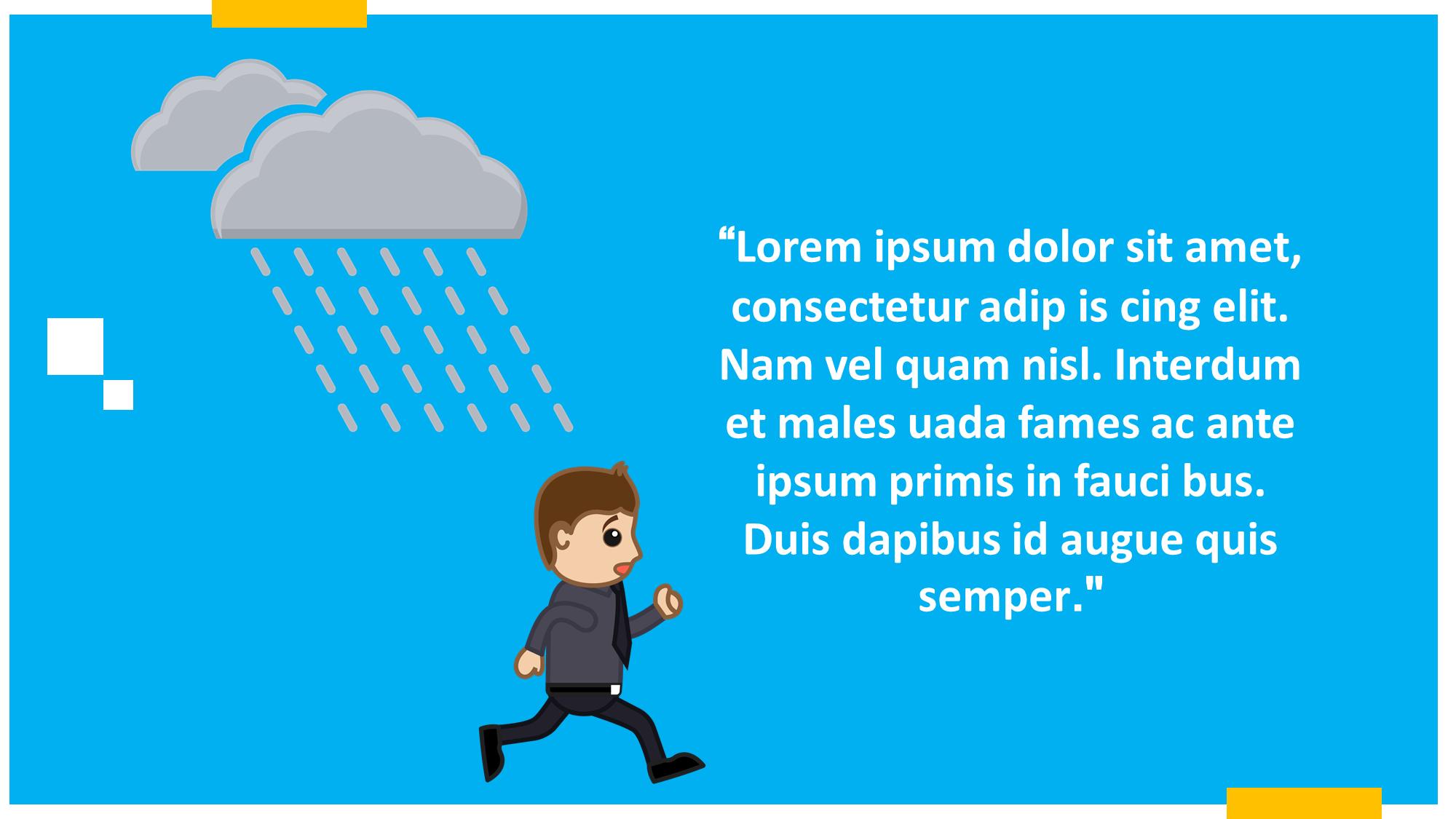 Rain Season Presentation Slide