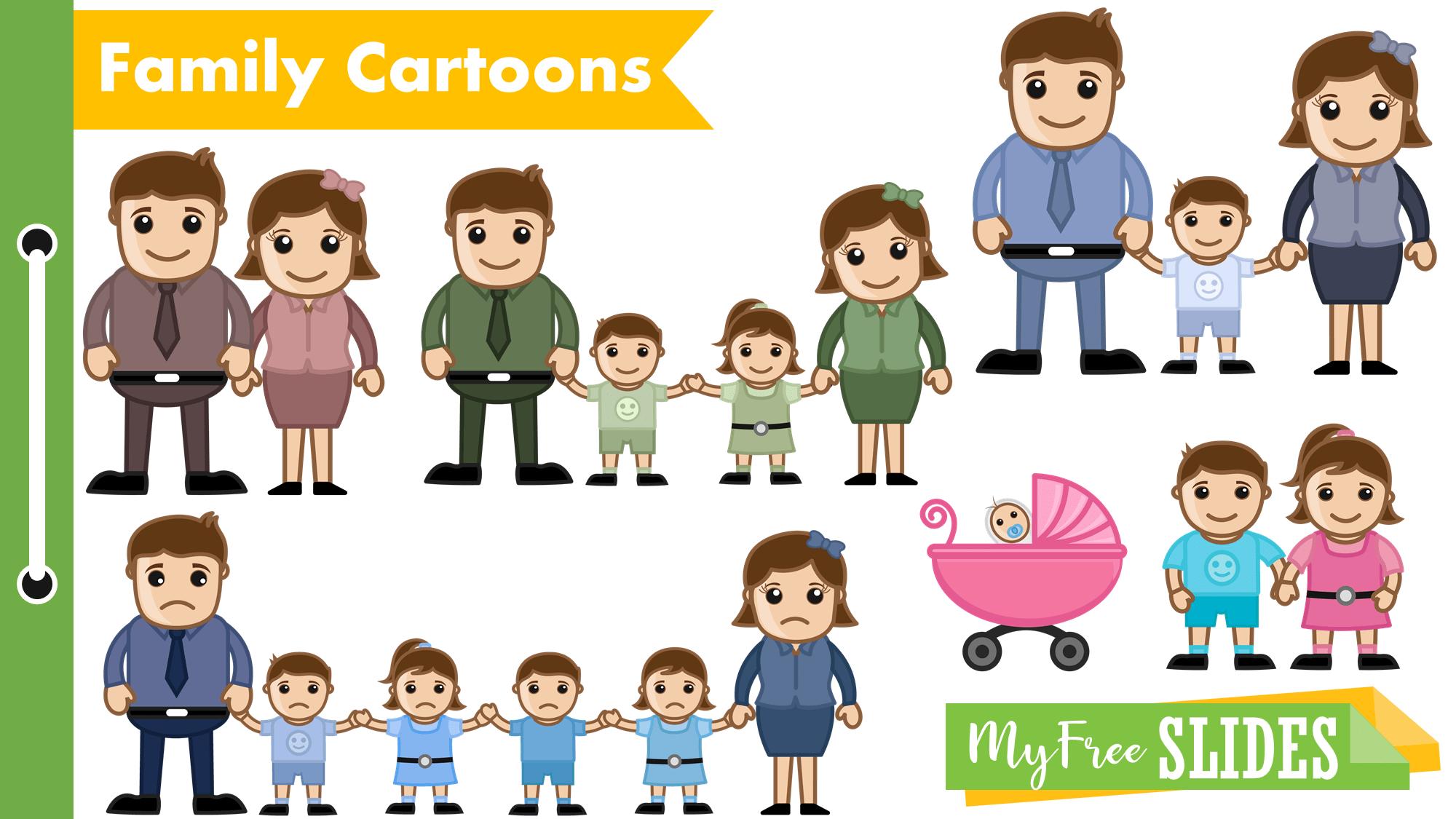 family cartoons free