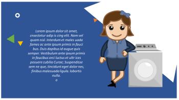 washing machine cartoon slide