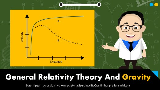 General Relativity Theory And Gravity Presentation
