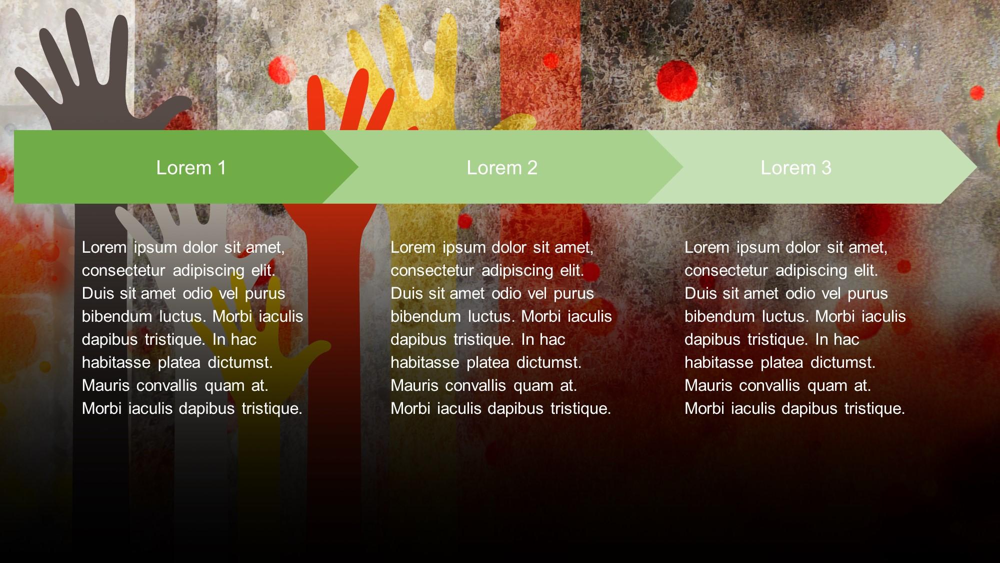 3 para info slide