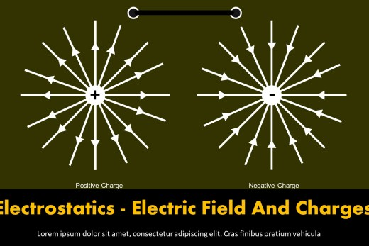 Electrostatics - Electric Field And Charges
