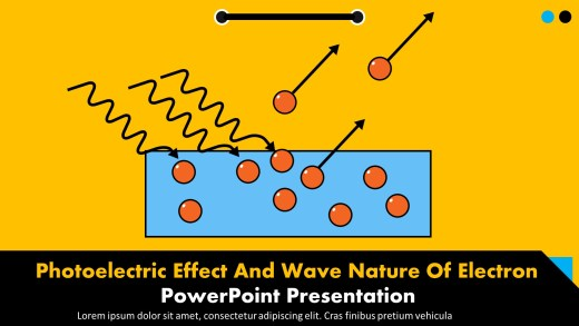 Photoelectric Effect And Wave Nature Of Electron