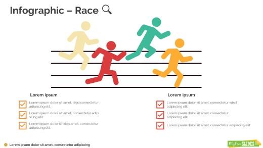 Race Infographic
