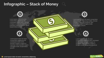 Stack of Money Infographic-dark