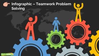 Teamwork Problem Solving Slide Dark Version