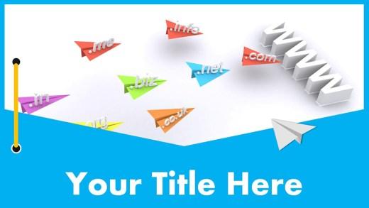 2013 - Domain business ppt design