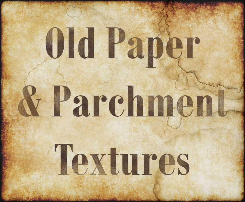 Free Old Paper Textures and Parchment Paper Backgrounds  wwwmyfreetexturescom  Free Textures