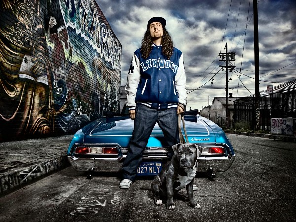 Gangsta Girls And Lowriders Wallpaper My Free Wallpapers Music Wallpaper Weird Al Yankovic