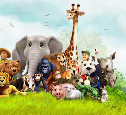 my free zoo free