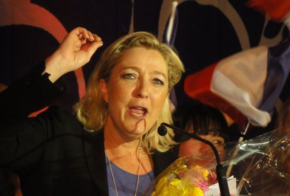 MyFrenchLife™ – MyFrenchLife.org - French presidential debate - French election - 2017 - Marine Le Pen
