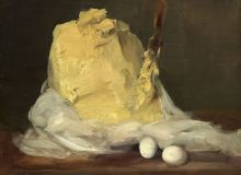 MyFrenchLife™ - MyFrenchLife.org - French butter - Mound of Butter - Antoine Vollon