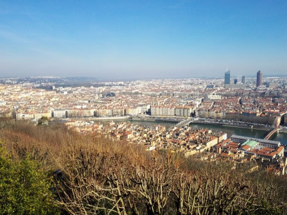 MyFrenchLife™ - MyFrenchLife.org - Lyon health and wellbeing - Lyon city guide - health and wellbeing guide - View from Fourviere