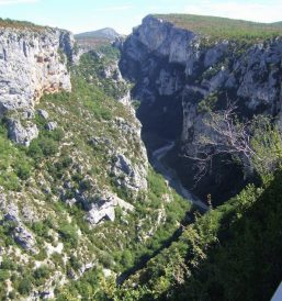 MyFrenchLife™ - MyFrenchLife.org - Exploring Provence - Jan Leishman - short trips from Les arcs - Gorges of Verdon