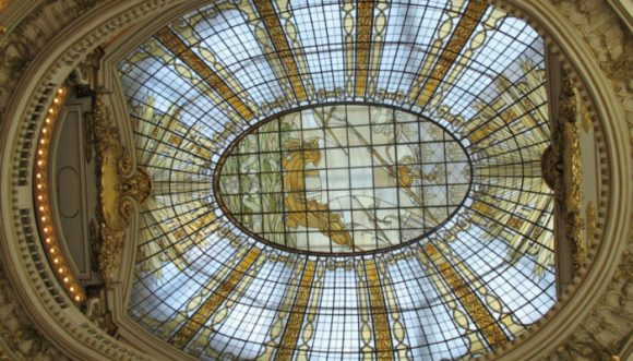 MyFrenchLife™ – MyFrenchLife.org – French San Francisco - Paris of the Pacific - Rotunda Dome - San Francisco - Paris of the Pacific