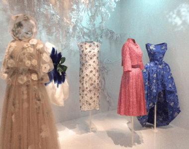 MyFrenchLife™ - MyFrenchLife.org - Christian Dior exhibition Paris 2017 2018 - Molly Russel