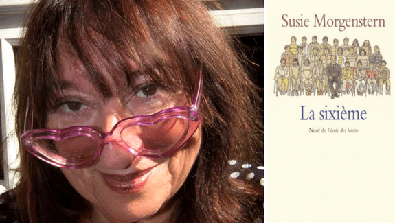 MyFrenchLife™ – MyFrenchLife.org – Susie Morgenstern – Jacques a dit – book – French – English – author
