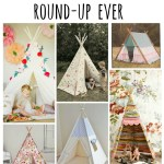 MADE – teepee for Hadji
