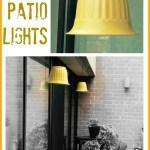 patio lights - my french twist