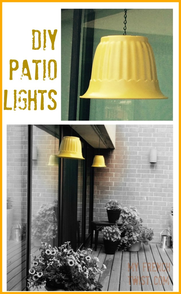 patio lights - my french twist