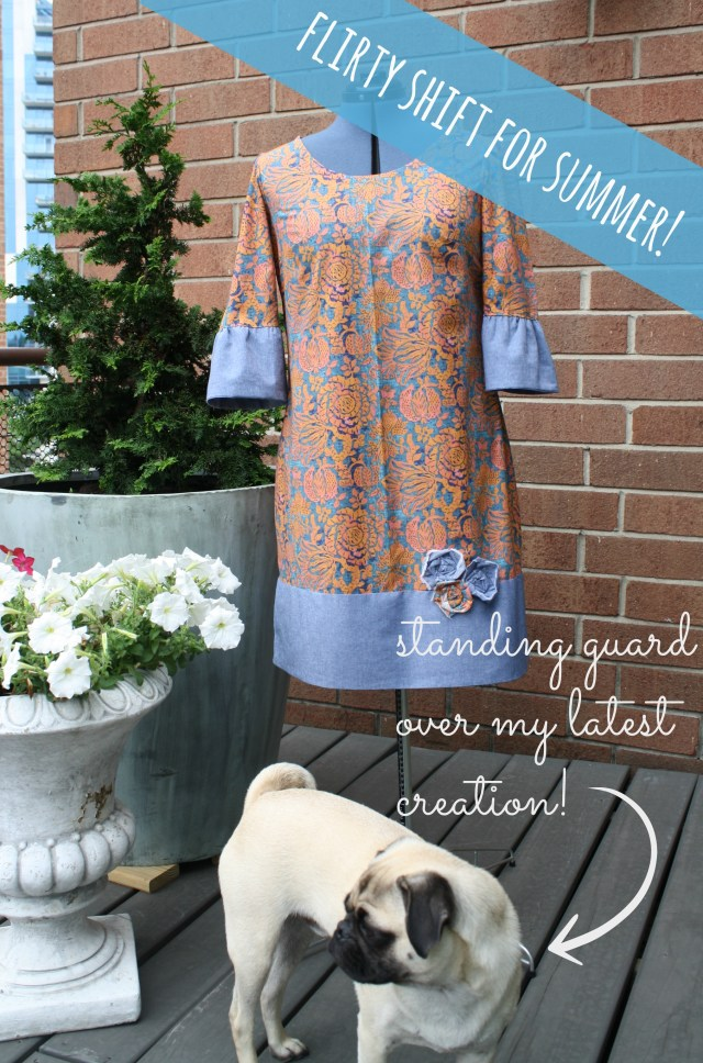 Laurel dress - my french twist