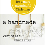 a handmade christmas challenge for 2015