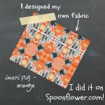 designed - my own fabric! at My French Twist