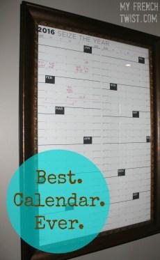 best calendar ever - myfrenchtwist.com
