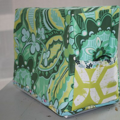 simple sewing machine cover - myfrenchtwist.com