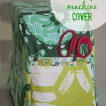 simple sewing machine cover