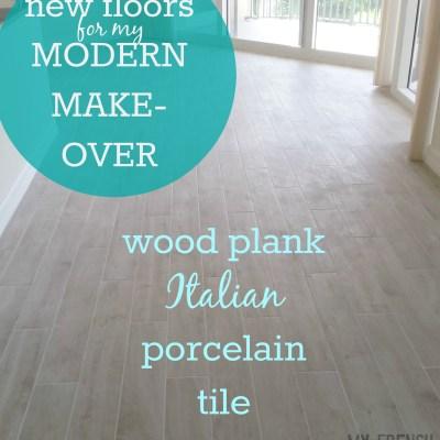 modern floors - myfrenchtwist.com