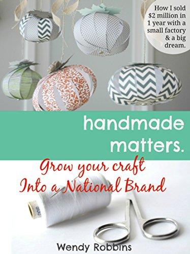 shop my books - Handmade Matters myfrenchtwist.com