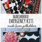 marimekko emergency kit