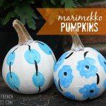 marimekko pumpkins