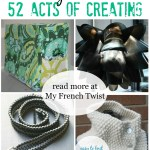 my top 5 acts of creating