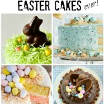 loveliest easter cakes ever
