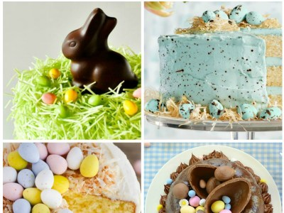 easter cakes - myfrenchtwist.co