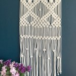 Macrame Wallhanging For Beginners My French Twist
